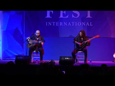 Eric McFadden & Omar Torrez Zihuatanejo International Guitar Fest