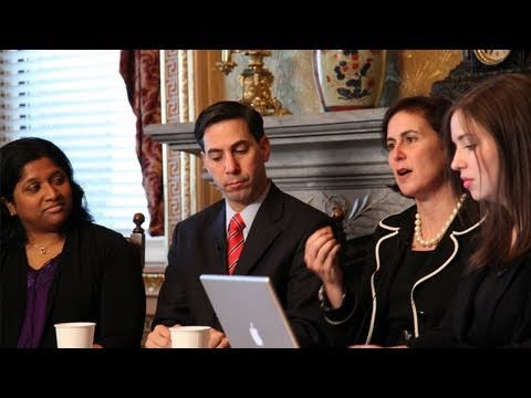 Tuesday Talks: The White House Fellows Program