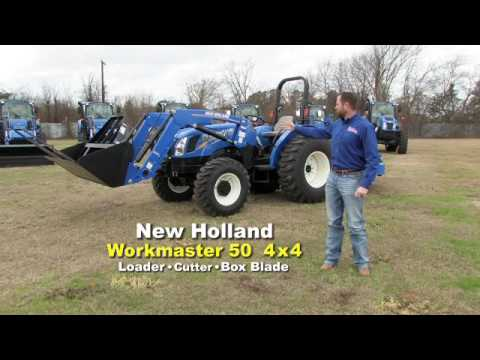 Kelly Tractor New Holland Workmaster 33 and 50
