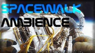 Astronaut Suit Spacewalk AMBIENCE