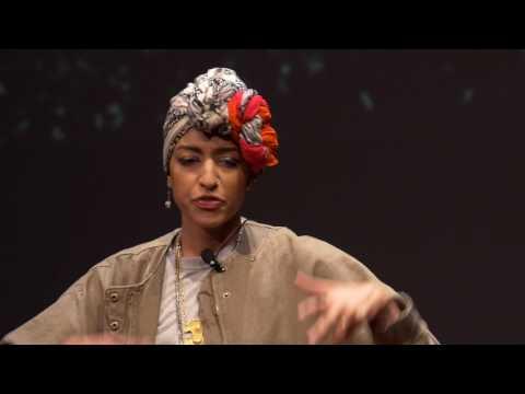 Art, Resistance, and the Dominant Narrative | Saba Taj | TEDxDuke
