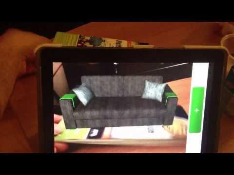 AR Demo (Augmented Reality)