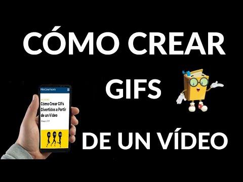 Cómo Crear GIFs Divertidos a Partir de un Vídeo