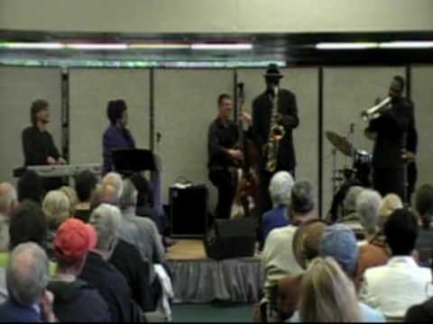 Allan  Barnes & Giant Steps at Flint Public Library