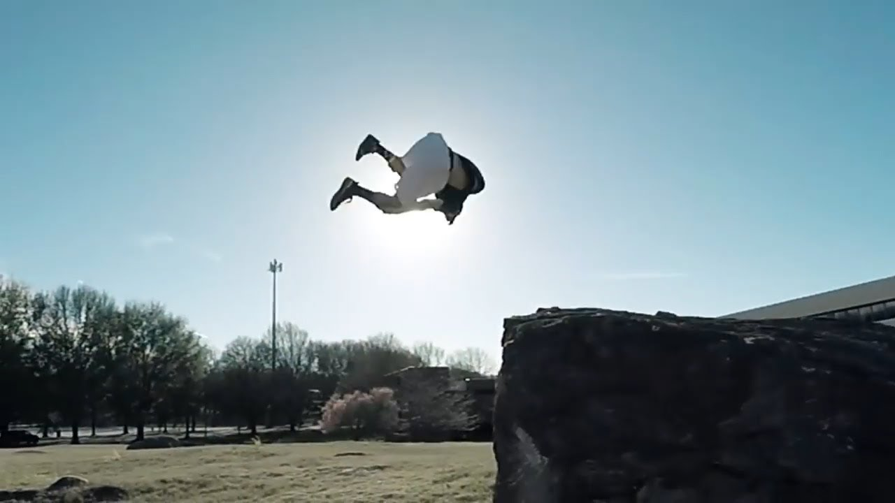 Parkour and Freerunning 2019 - Just Move