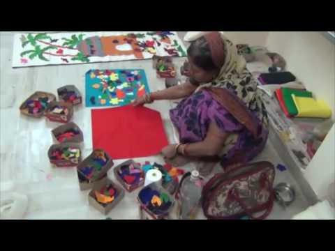 Modern Applique Work - Puri, Orissa