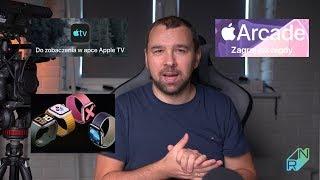 Apple Watch 5, Apple Arcade i Apple TV+ Wrażenia po premierze | Robert Nawrowski