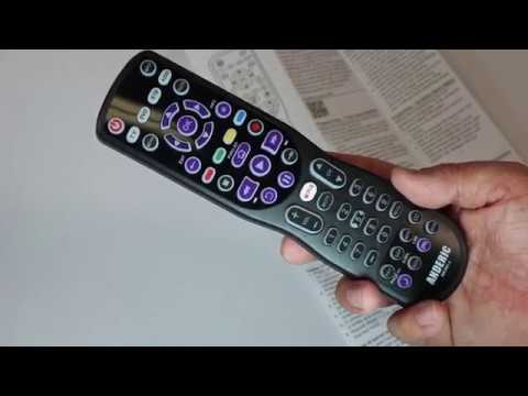 Review: Roku Anderic 4-Device Universal Remote Control for ALL TVs/Roku  TVs/HDTVs/Smart