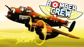 EPIC BOMBING RUNS, U-BOATS DESTROYED | Bomber Crew Gameplay