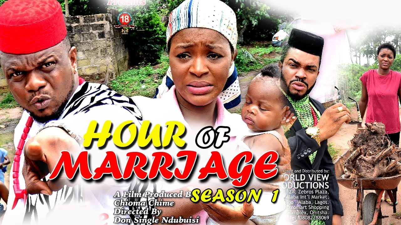 Download Hour Of Marriage Season 1 - (New Movie) 2018 Latest Nigerian Nollywood Movie Full HD | 1080p