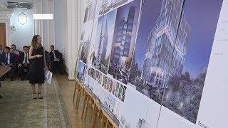 Алматының қала құрылысы кеңесінде жобалар бекітілді (18.07.17)
