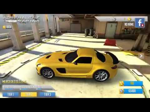 Adrenaline Racing All Cars Preview Youtube