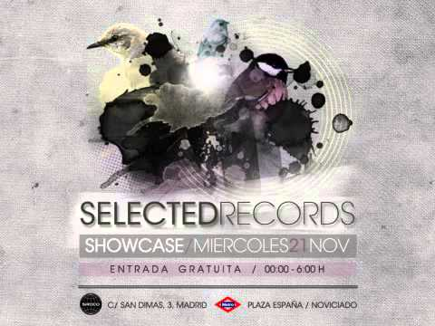 J González @ SIROCO  Selected Records Showcase
