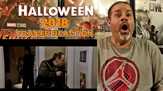 HALLOWEEN 2018.U.S OFFICIAL NEW TRAILER 2 REACTION: