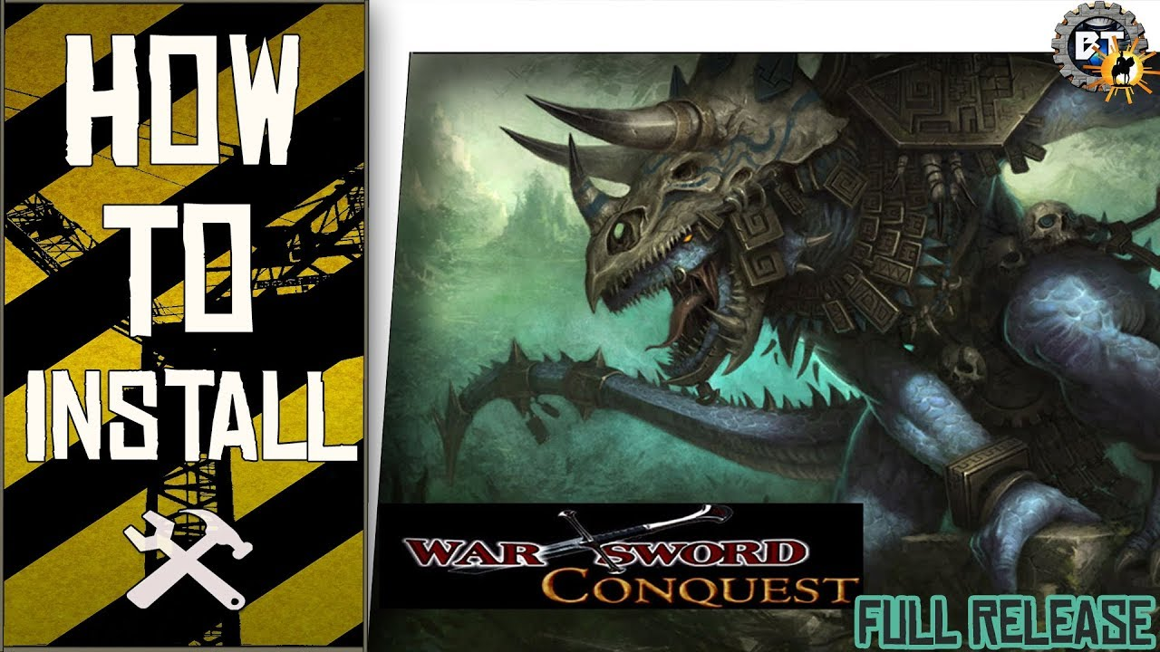 How To Install Mount Blade Warband Warsword Conquest Mod Patch I Youtube