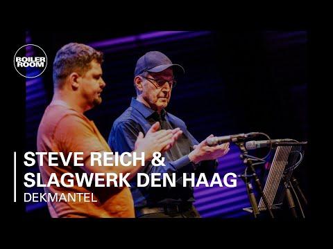 Steve Reich & Slagwerk Den Haag Boiler Room x Dekmantel Festival Live Show