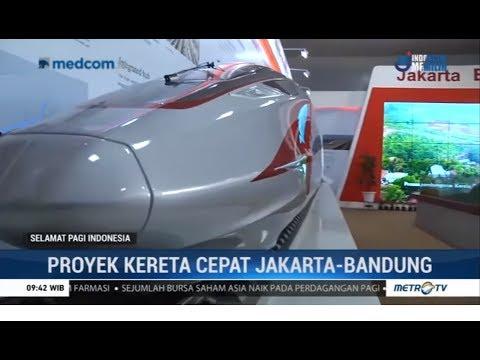 Bukan Mimpi! RI Pertama di ASEAN: Proyek 'Shinkansen' Jakarta-Bandung Selesai 2021
