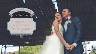 Nastya and Alex Wedding 12.10.2015