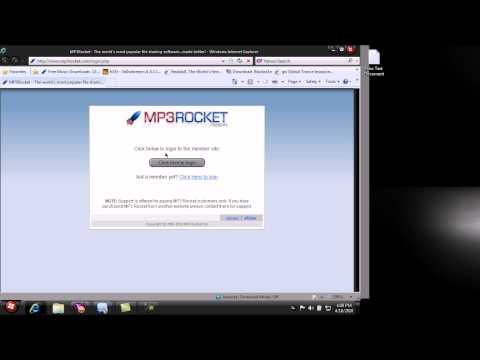 How to get MP3 Rocket PRO V 5.4
