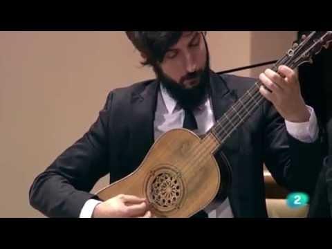 Forma Antiqva - Pablo Zapico: Preludio, F. Corbetta - LIVE [07]