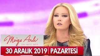 Müge Anlı ile Tatlı Sert 30 Aralık 2019 - Tek Parça