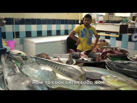 Street Food - Kingdom of Bahrain Middle East