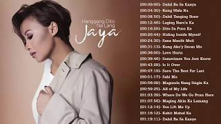 Gambar cover Jaya Tagalog Love Songs | Jaya Best Songs Nonstop Collection | Jaya Full Album 2018