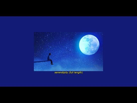 bts (jimin) - serendipity (full length edition) but it's raining