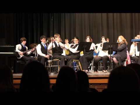 Elkin Middle School Concert Band 3