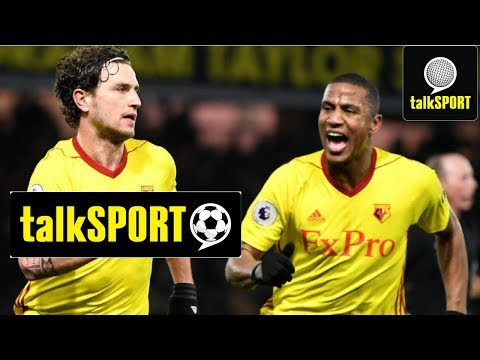 Watford 4 Chelsea 1 | Talk Sport | The Sports Bar | Radio Reaction
