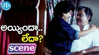 Ayyindha Ledha Movie - Ali, Brahmanandam Best Comedy Scene