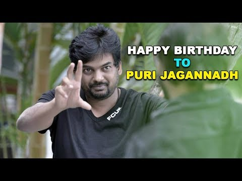 Director Puri Jagannadh Birthday Celebrations | Event Highlights | Niharika Movies