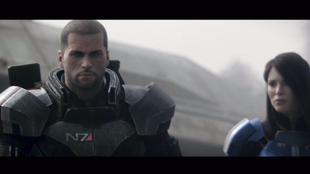 mass effect 3 sauvez la terre cinematic trailer youtube. Black Bedroom Furniture Sets. Home Design Ideas