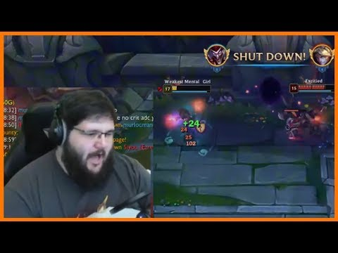 Pinkward Goes Full Emotional | Yassuo's Prediction @ Twitch Rivals - Best of LoL Streams #711