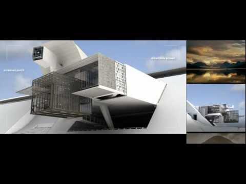 Mo Ventus - Transformative/Zero Energy Wind House by FIXd Architecture/Design