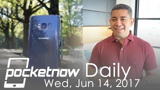 Samsung Galaxy S8+ called the best, Apple Car plans shift & more   Pocketnow Daily