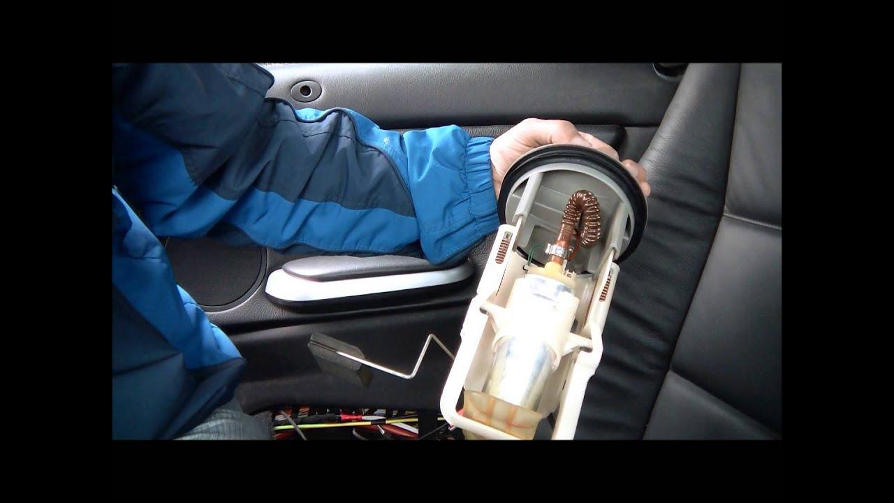 Bmw E46 Funktionspr 252 Fung Der Benzinpumpe Test Pr 252 Fung