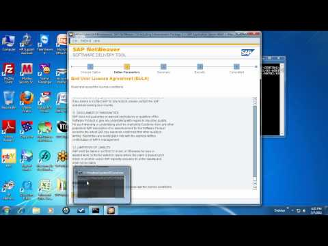 How to install SAP Netweaver Application Server
