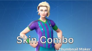 Finesse Finisher Skin Combo -Fortnite Battle Royale