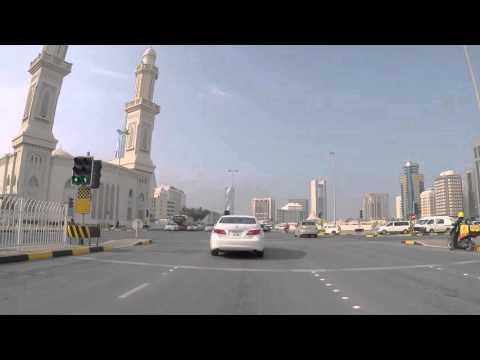 Bahrein Manama Centre ville, Gopro / Bahrain Manama City center, Gopro