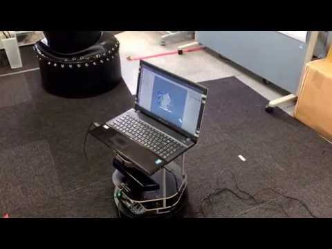 Gmapping on turtlebot in ROS - YouTube