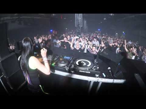 Fatima Hajji - Techno Set @ Depot Club (Amsterdam - The Netherlands) 09 04 2016