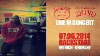 MOBB DEEP & ONYX LIVE IN CONCERT