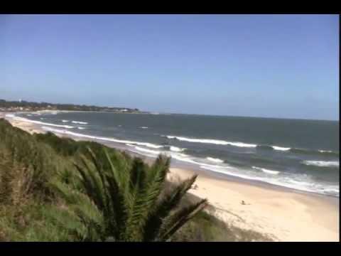 Beaches of Costa de Oro Uruguay