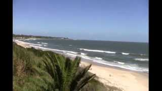 Beaches of Costa de Oro Uruguay
