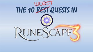 The 10 Worst Quests in Runescape