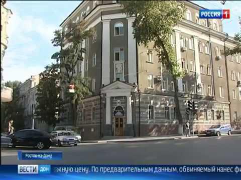 Зампред Юго-Западного банка Сбербанка России задержан в Ростове-на-Дону