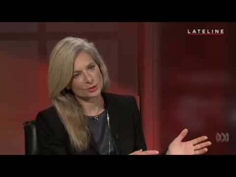 "Theoretical Physicist Lisa Randall tells Lateline about her book ""Dark Matter and the Dinosaurs"""