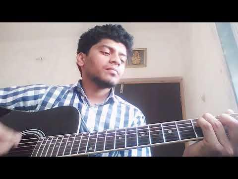 Aa Bhi Ja Mere Mehermaan (Atif Aslam) Acoustic Guitar Cover By Swarajya Bhosale