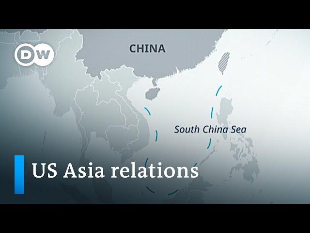 Can Joe Biden strengthen the US' influence in Asia?   DW News